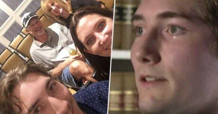 Selfie salva jovem de ser condenado 99 anos de prisão