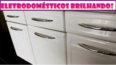 Misturinha para limpar, desencardir e desamarelar eletrodomésticos