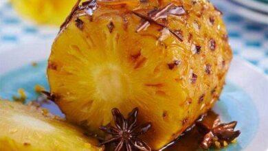 Foto de Como fazer abacaxi no forno delicioso