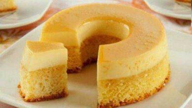 Foto de Como fazer bolo pudim de laranja