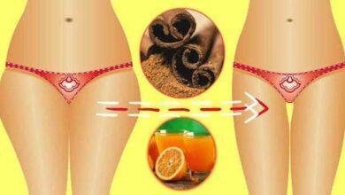 Foto de Bebida BOMBA de laranja com canela faz o corpo secar após excessos