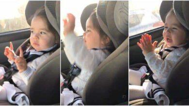 """Vídeo de criança dançando """"Uptown Funk"""" quebra a internet f"""