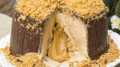 Foto de Bombom gigante de sorvete DELICIOSO com apenas 4 ingredientes