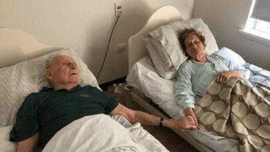 Foto de Casados há 70 anos, idosos morrem de mãos dadas e com poucos minutos de diferença