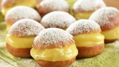 Foto de Como fazer sonho de padaria