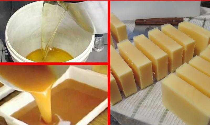 Como reaproveitar óleo usado de cozinha para fazer sabão prático, barato e ecológico.