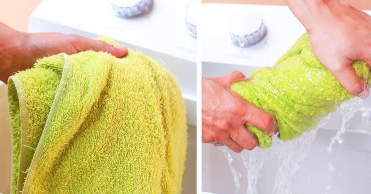 4 truques para ter toalhas mais macias e perfumadas