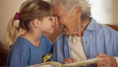 Atenção vovós cuidar dos netos faz você viver mais