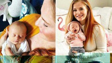 """Foto de Mãe compartilha sua """"visão"""" honesta de seu bebê com síndrome de Down e emociona a Internet"""