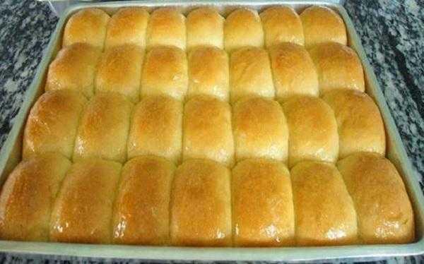 Pão de leite condensado de liquidificador 4a