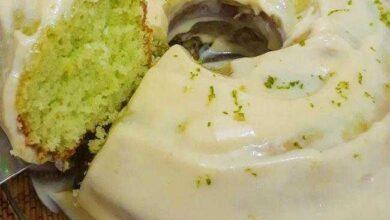 Foto de Receita de bolo de limão maravilhoso