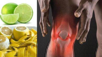 Receita de limão antes de dormir ajuda com dores nas costas e articulações s