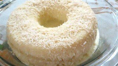 Foto de Bolo de tapioca cremoso (não vai ao forno) simplesmente delicioso