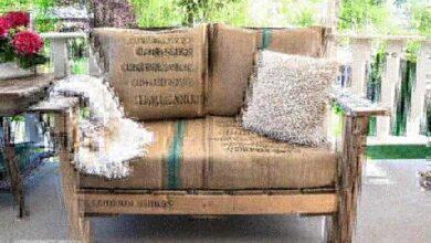 Foto de Como fazer cadeira usando 2 paletes de madeira