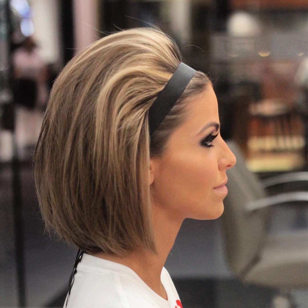 95 penteados para cabelo curto que você vai amar
