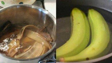 Banana fervida: uma grande aliada contra a insônia, gordura abdominal e mais, contribui na drenagem do liquido retido.