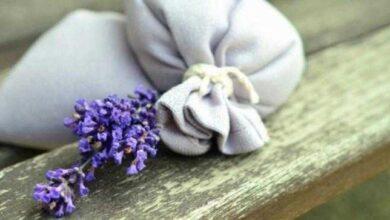 Como fazer sacos perfumados para aromatizar a casa