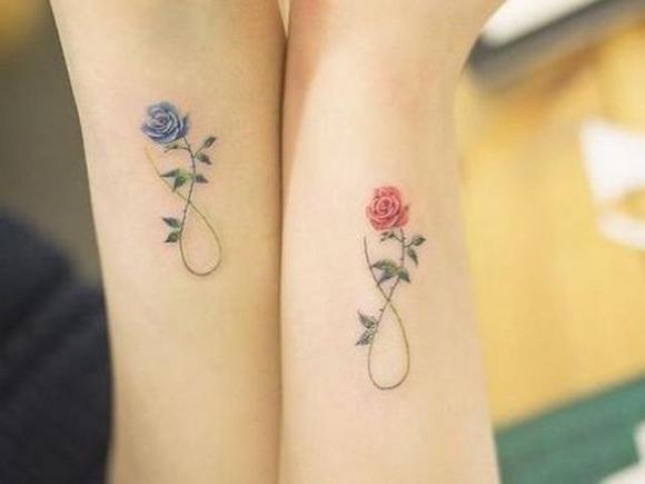 tatuagem flores 17
