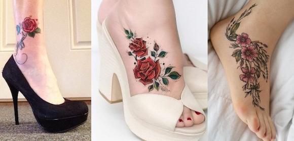 tatuagem flores 20