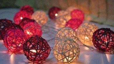 Foto de 20 ideias de artesanato com linha de crochê