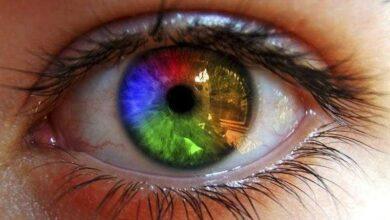 Foto de As 5 cores de olhos mais raras do mundo