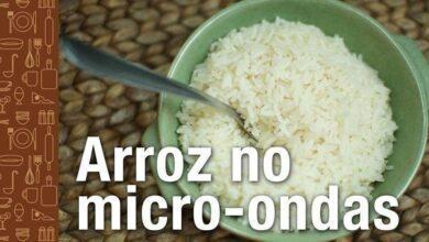 Foto de Como fazer arroz no microondas
