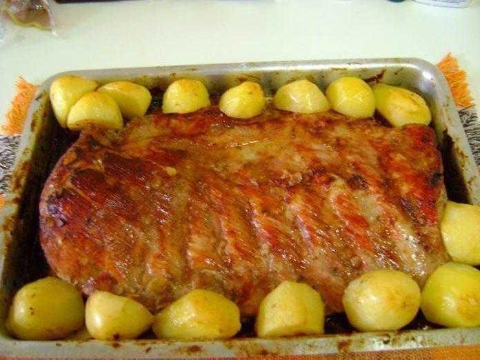Receita de costelinha de porco assada no forno deliciosa