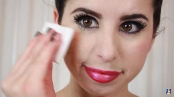 removedor de maquiagem