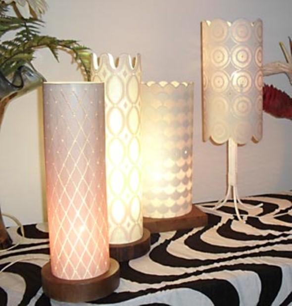 Como usar canos de PVC na decoração de ambientes 010