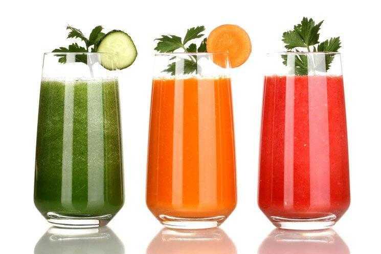 8 Receitas de sucos para emagrecer e perder barriga