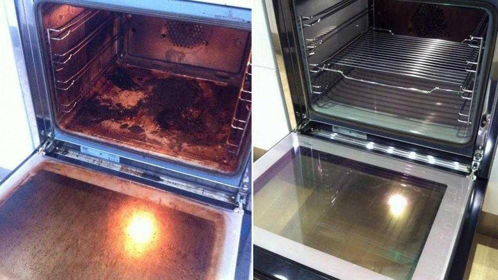 Como limpar o forno usando bicarbonato de sódio