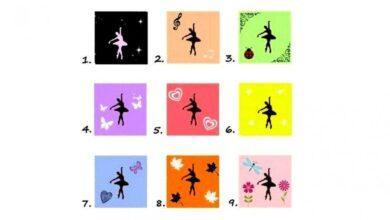 Escolha uma bailarina e descubra mais sobre sua personalidade