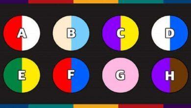 Foto de Teste Psicológico: Qual cor você mais gosta?