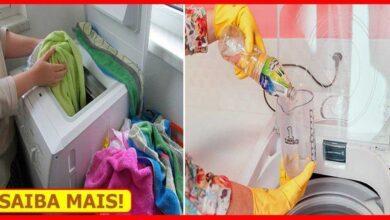 → 15 Truques Para Lavar Roupas Que Vão Simplificar Sua Vida!