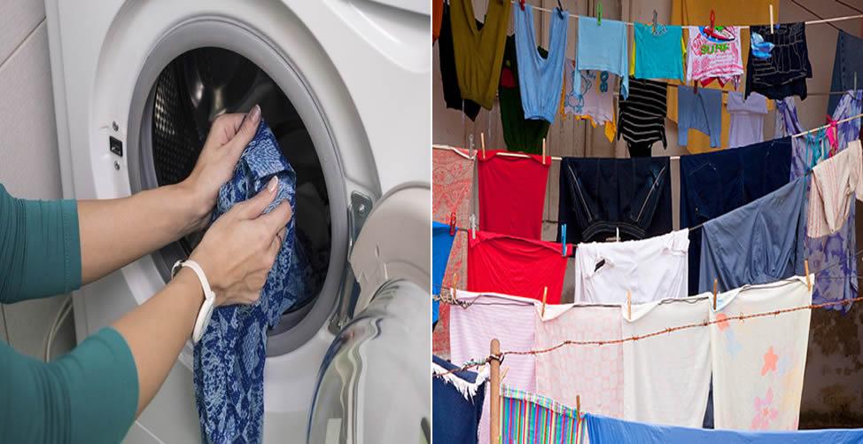 Truques Para Lavar Roupas - Economizar na Lavanderia