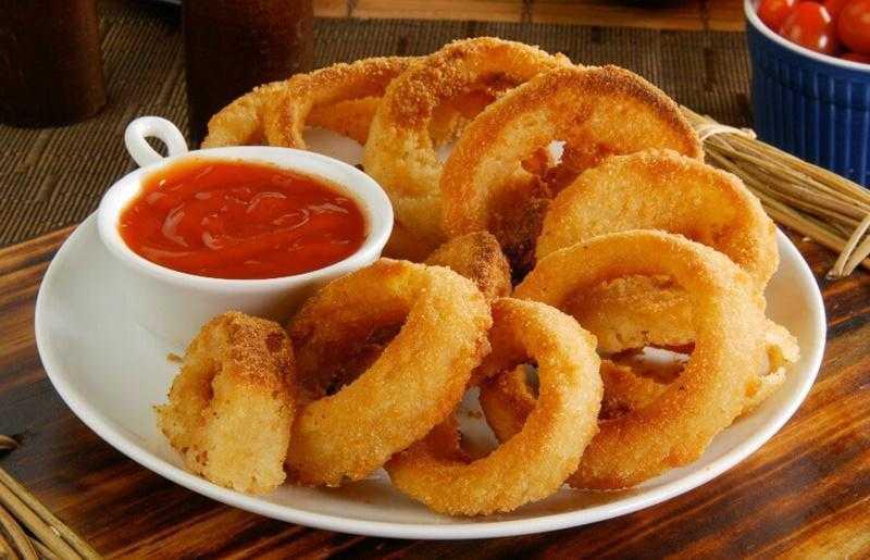 Como fazer Anéis de cebola empanados d