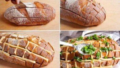Como fazer pão italiano recheado