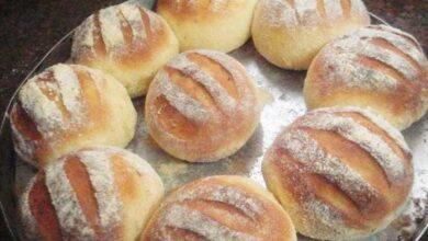 Receita de pão de milho de latinha
