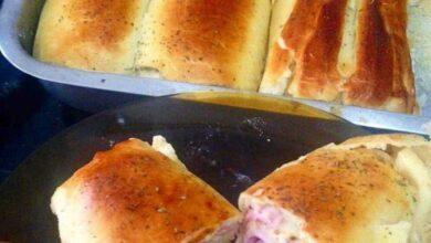 Foto de Como fazer pão caseiro recheado