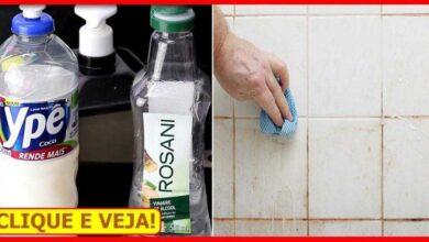 → Mistura Mágica - Aprenda Como Limpar Azulejo Sem Esforço!