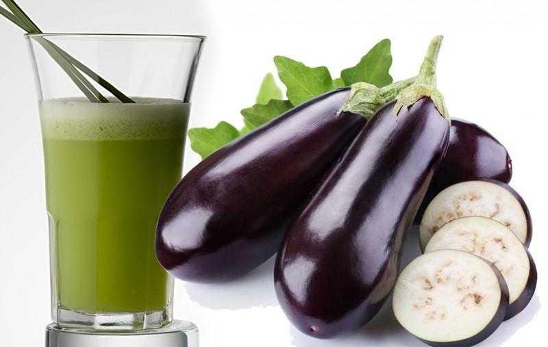 10 Receitas de Suco de Berinjela Para Queimar a Gordura Abdominal