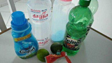 Foto de 5 Alternativas caseiras e ecológicas de produtos de limpeza