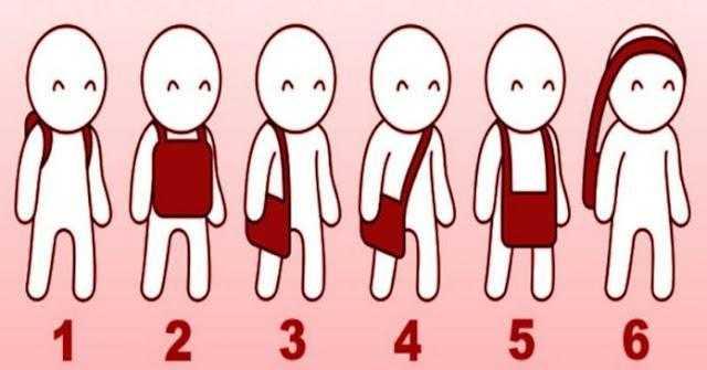 A maneira como você carrega sua bolsa diz muito sobre você e sua personalidade