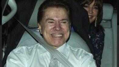 Estado de saúde de Silvio é preocupante e ele abandona as gravações no SBT que estavam marcadas -