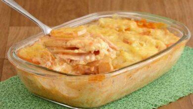 Photo of Lasanha de batata deliciosa para fazer no almoço e jantar