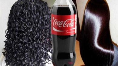 Foto de Progressiva Caseira de Coca Cola – Cabelo Liso Instantâneo!