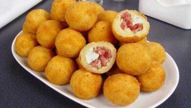 Photo of Receita de petisco bolinha de salame