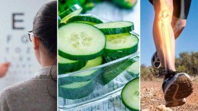 14 razões pelas quais você deve comer pepino todos os dias