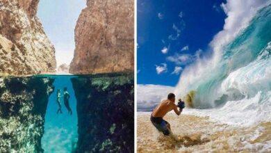 fotos surpreendentes e belas de se admirar
