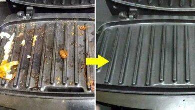 Foto de 8 melhores maneiras de limpar sanduicheira ou grill